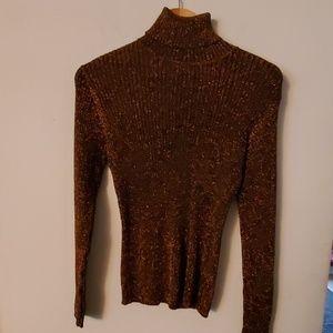 Joseph A Brown Long Sleeve Sweater - L